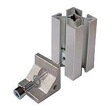 Kątowniki do montażu profili aluminiowych