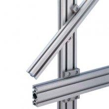Zaciski do profili aluminiowych