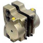 Hamulce przemysłowe uruchamiane hydraulicznie – zwalniane sprężyną